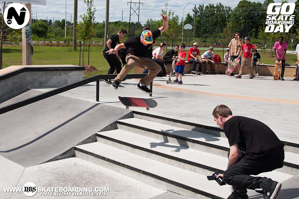 GSD2014_kickflip