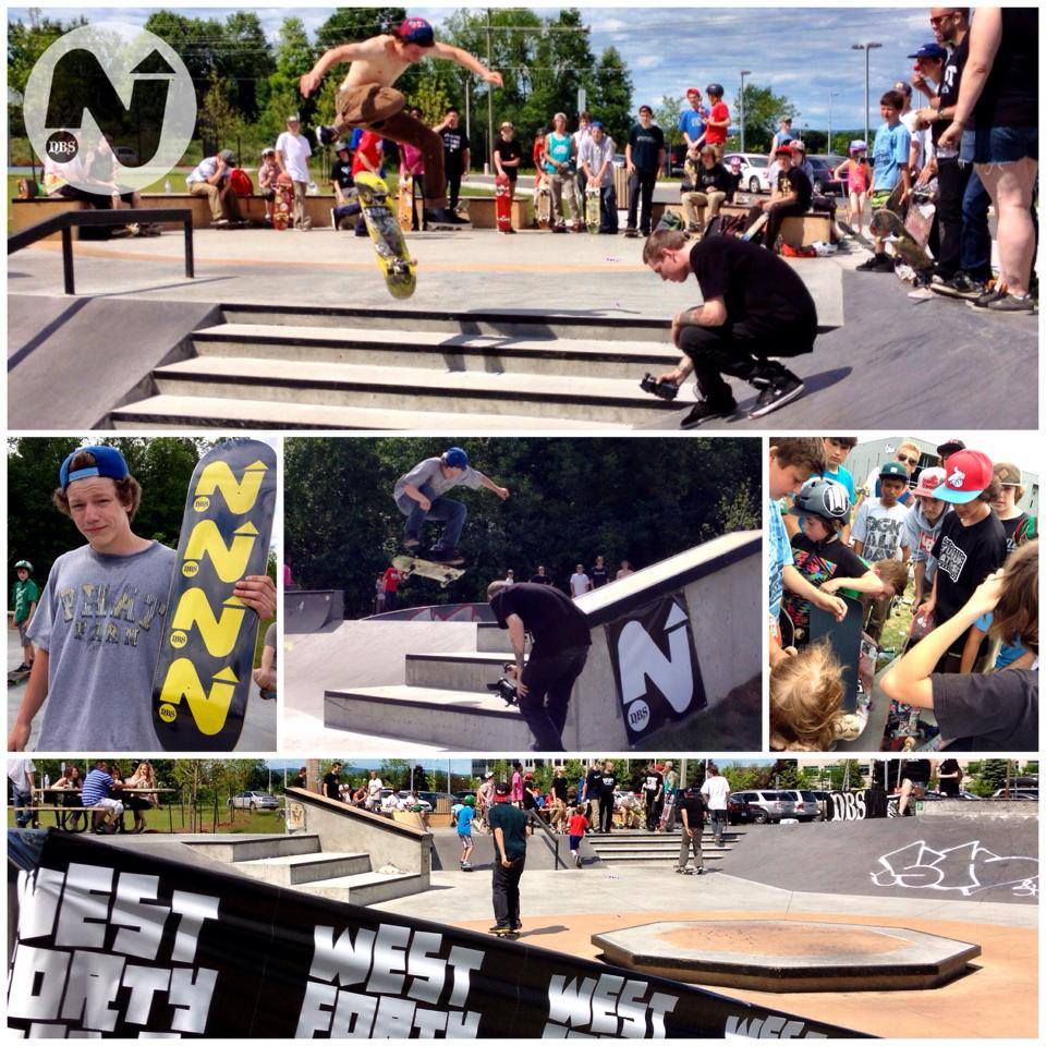 GO SKATE DAY 2014 - CLICK TO FOLLOW @NBSLIVENETWORK ON INSTAGRAM