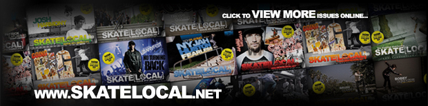 "SKATE[LOCAL]™ ""FREEDOM"" WITH SCOTT LAUZON"